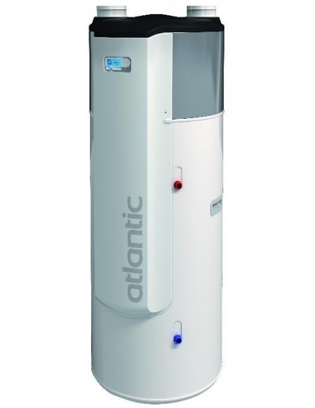 chauffe eau thermodynamique aeraulix 200l. Black Bedroom Furniture Sets. Home Design Ideas