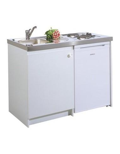 kitchenette boreale 120cm moderna. Black Bedroom Furniture Sets. Home Design Ideas