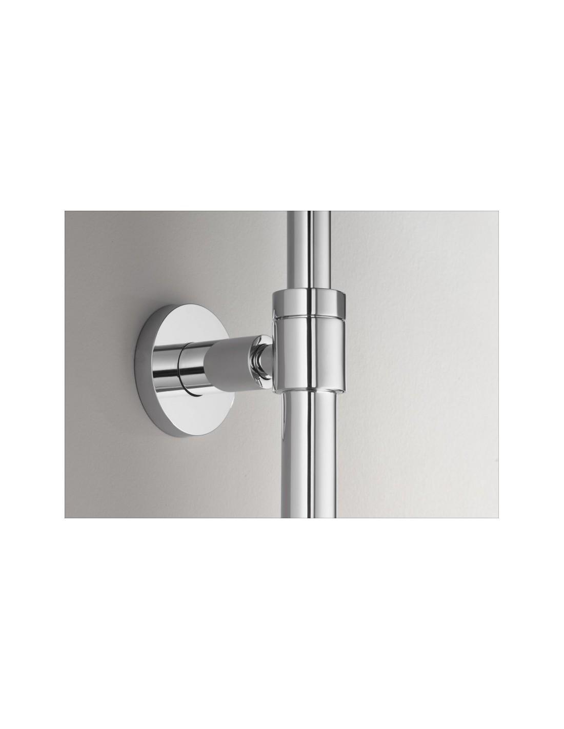 Colonne bain douche avec mitigeur thermostatique july - Mitigeur thermostatique bain douche jacob delafon ...