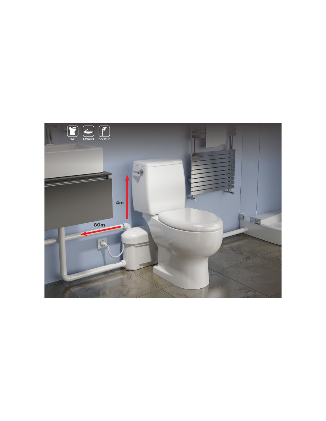 broyeur adaptable wax watermatic. Black Bedroom Furniture Sets. Home Design Ideas