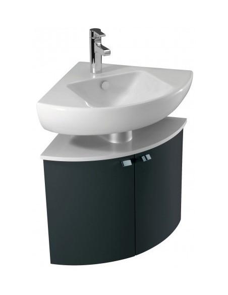 meuble sous lavabo d 39 angle odeon up jacob delafon. Black Bedroom Furniture Sets. Home Design Ideas