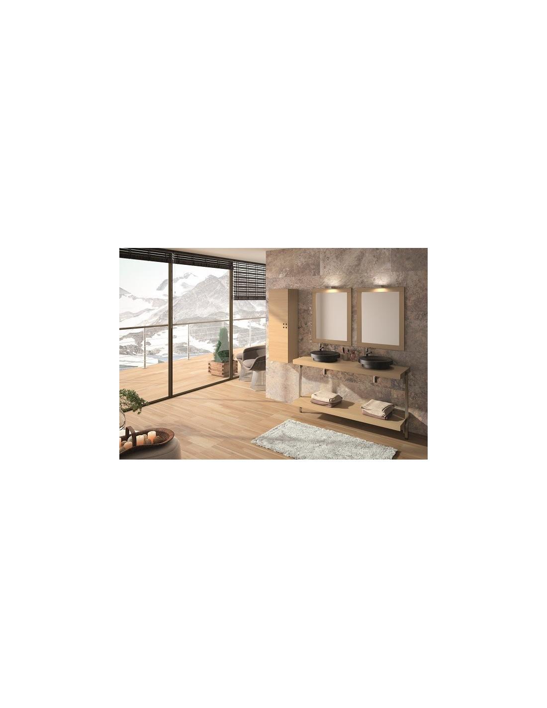 miroir led collin arredo. Black Bedroom Furniture Sets. Home Design Ideas