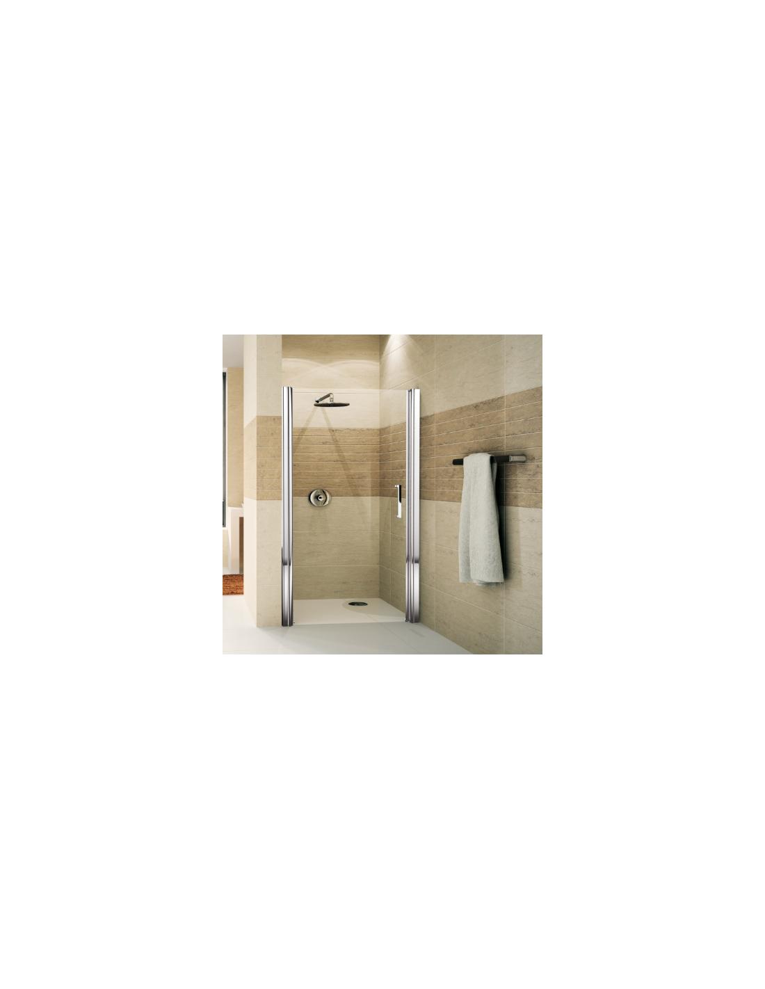 Porte de douche giada 1b novellini - Porte douche pas cher ...