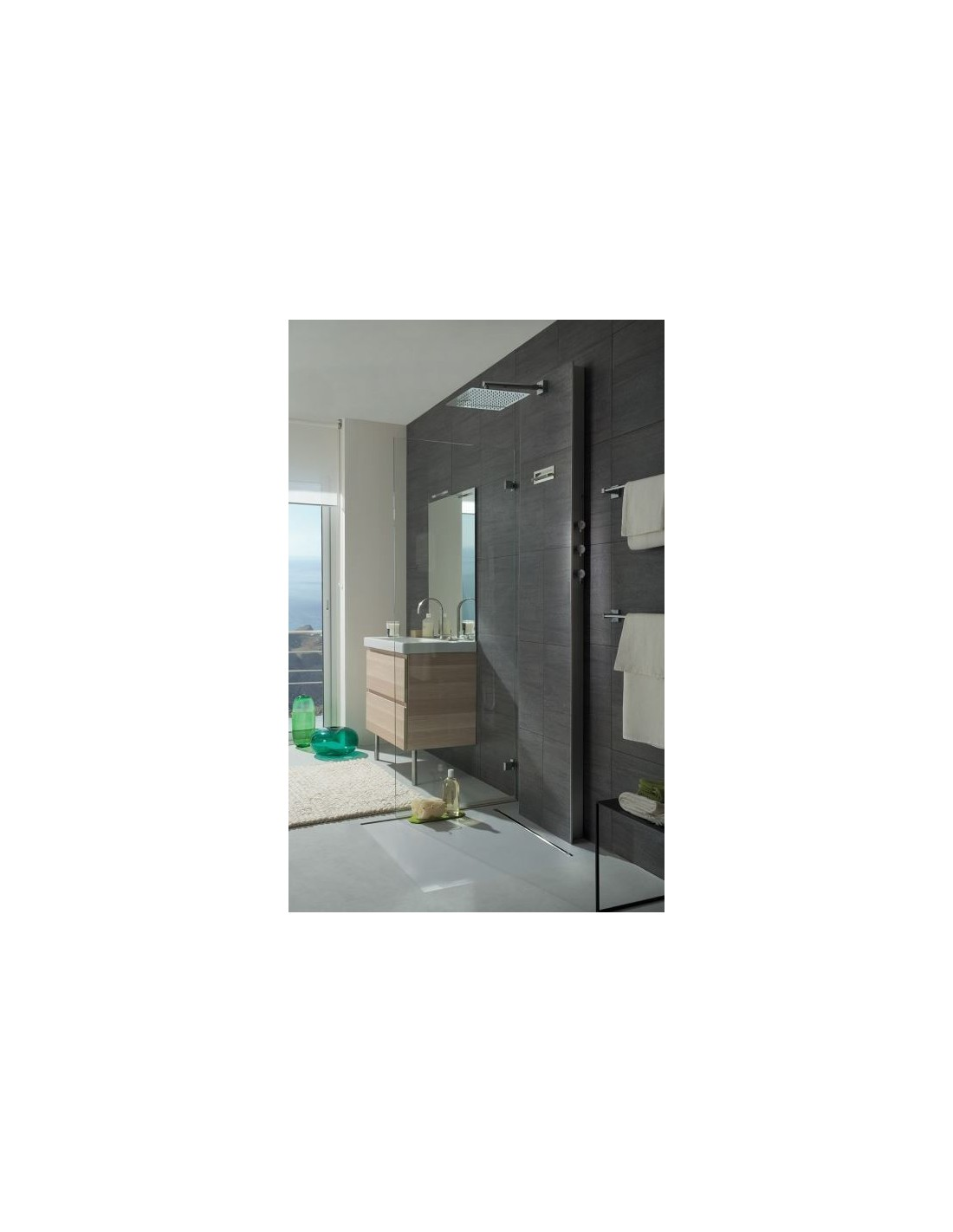 bati douche carreler valentin. Black Bedroom Furniture Sets. Home Design Ideas
