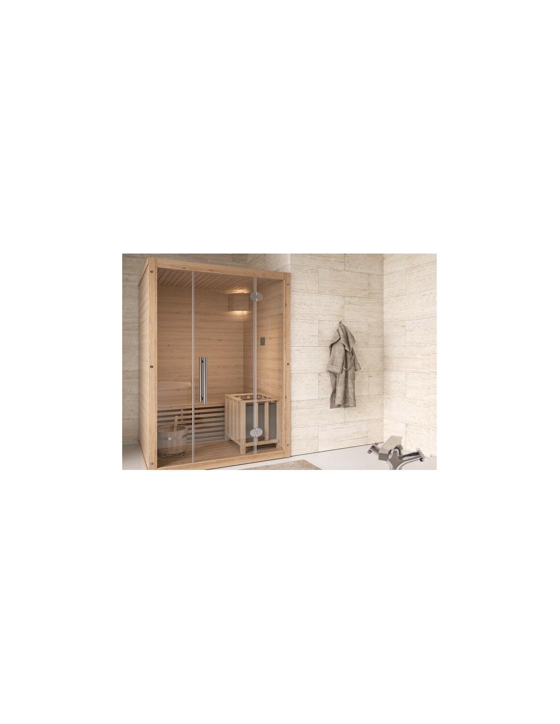 sauna traditionnel quebec collin arredo. Black Bedroom Furniture Sets. Home Design Ideas