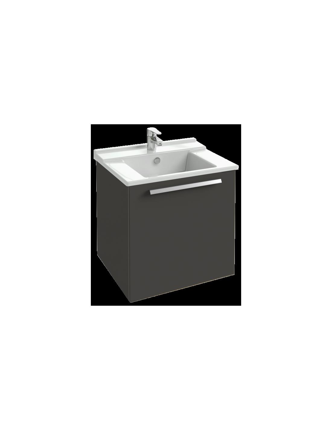 meuble 1 tiroir sous plan vasque struktura jacob delafon. Black Bedroom Furniture Sets. Home Design Ideas