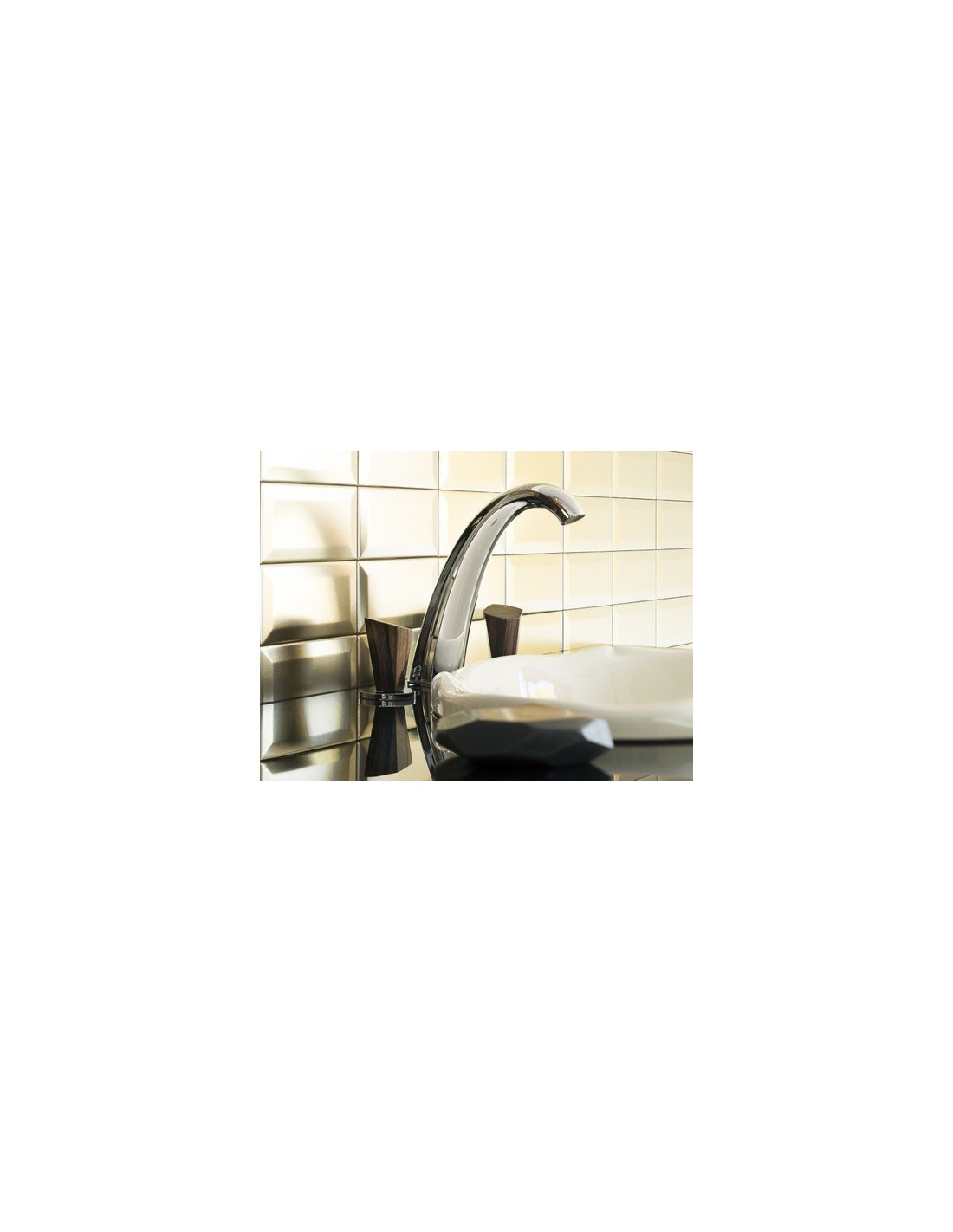 m langeur lavabo 3 trous excellence argo horus. Black Bedroom Furniture Sets. Home Design Ideas