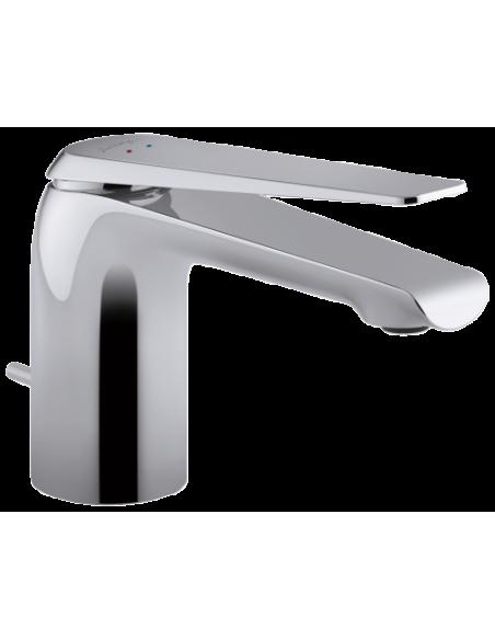 Jacob Delafon E72090-CP FAIRFAX Mitigeur de lavabo avec vidage en M/étal Chrom/é