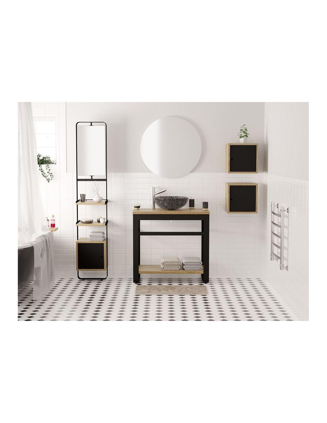 miroir rond kalliste collin arredo. Black Bedroom Furniture Sets. Home Design Ideas