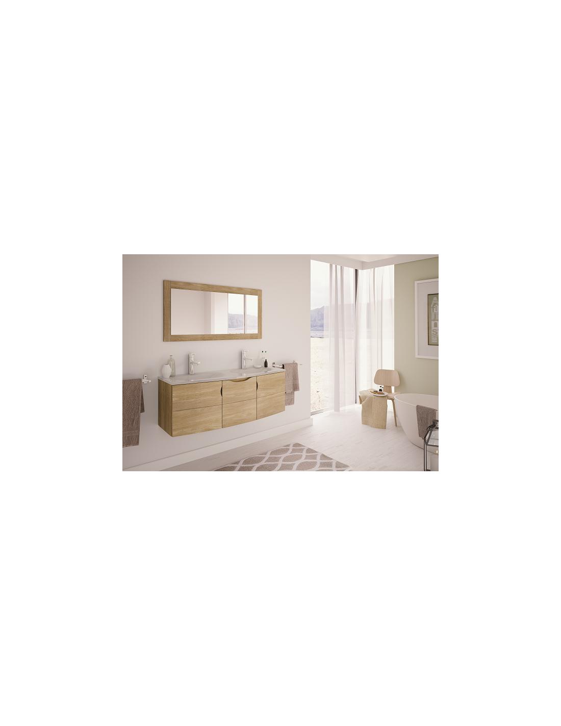 meuble 130 cm vague du nord collin arredo. Black Bedroom Furniture Sets. Home Design Ideas