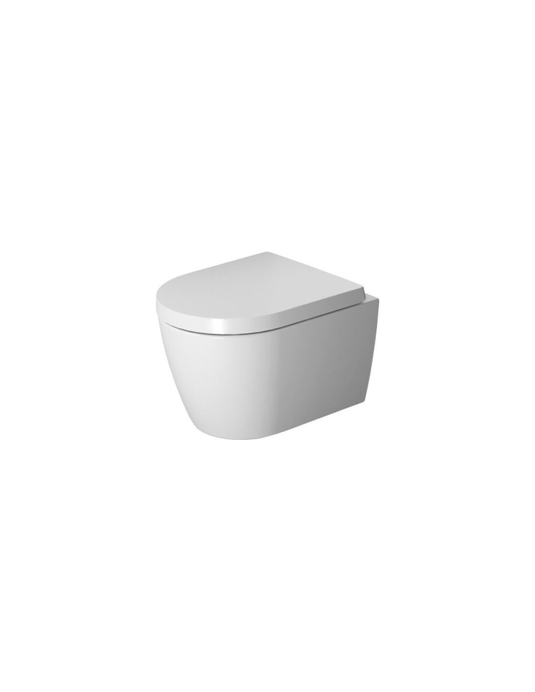 pack wc suspendu compact rimless me by starck duravit. Black Bedroom Furniture Sets. Home Design Ideas