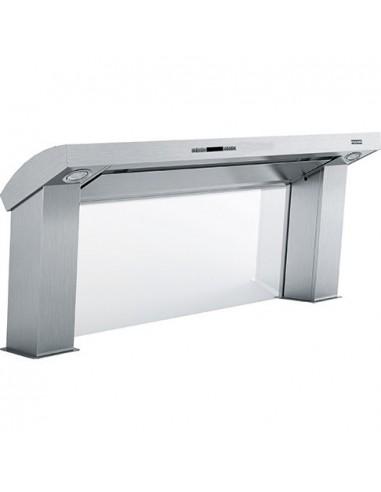 hotte aero fae 900 p inox verre frank. Black Bedroom Furniture Sets. Home Design Ideas