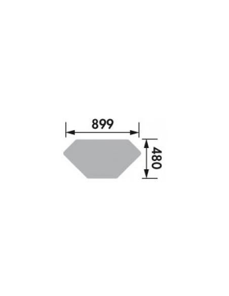 evier d angle evc22432 signus aquatop