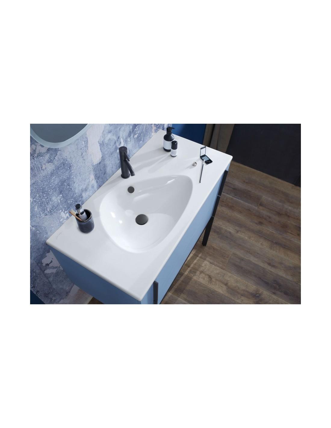 mitigeur lavabo nouvelle vague avec vidage jacob delafon. Black Bedroom Furniture Sets. Home Design Ideas