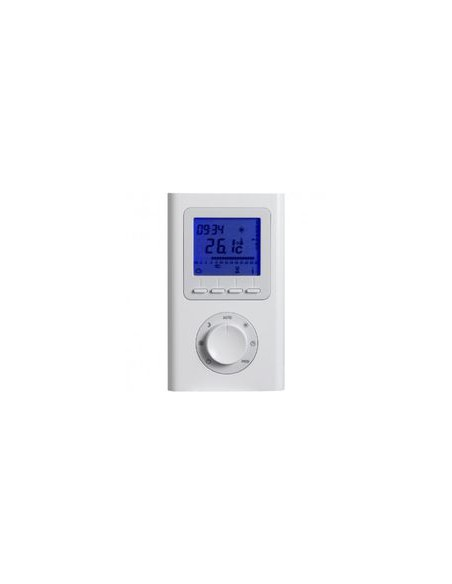 thermostat d 39 ambiance pour radiateur sans r gulation acova. Black Bedroom Furniture Sets. Home Design Ideas