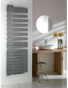 Sèche-serviettes Regate Twist & air électrique pivot à gauche TXRL-IFS Acova