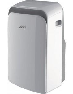 Climatiseur mobile monobloc 3,5KW R290 blanc classe énergétique A Altech